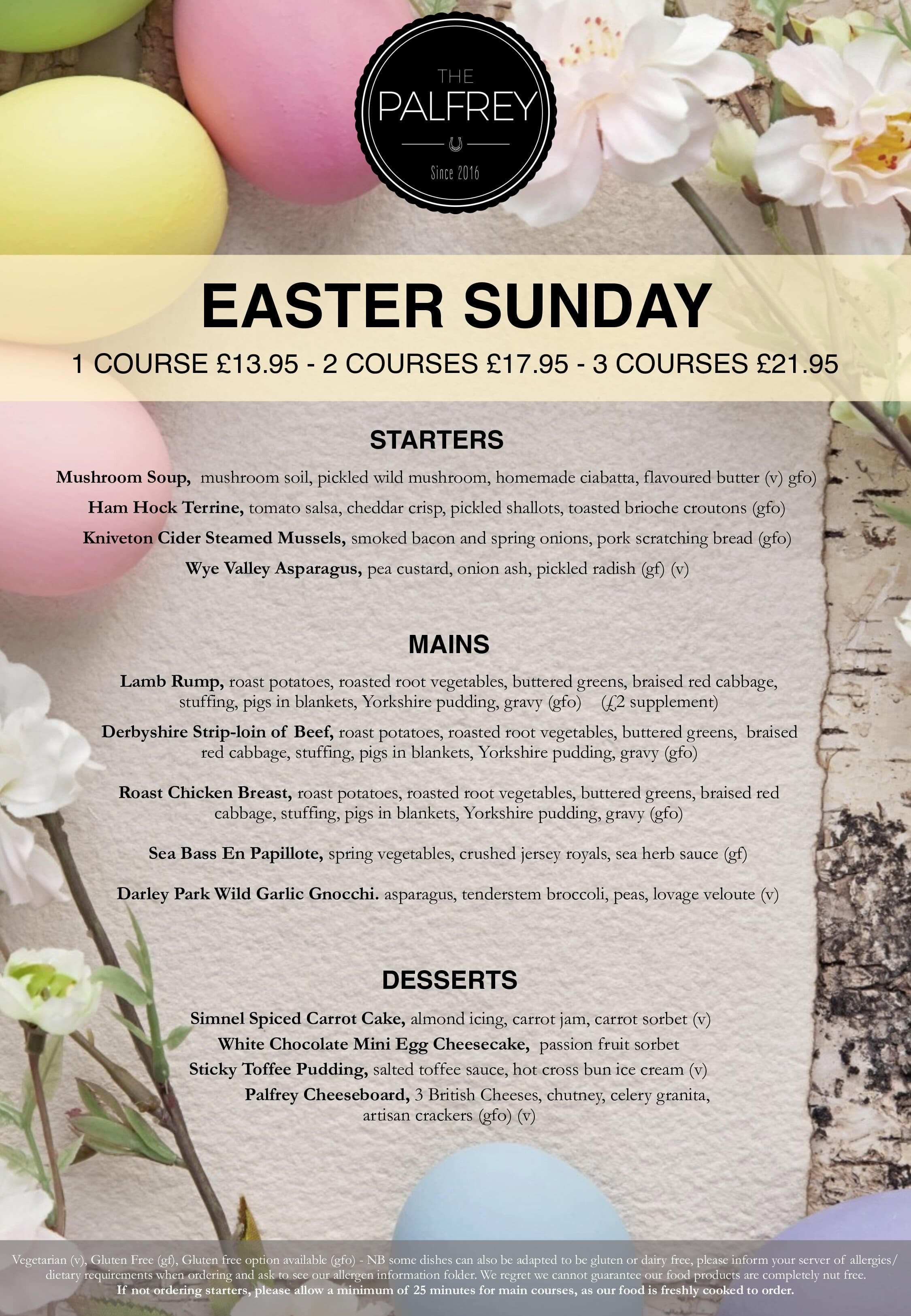 Palfrey Menu - Easter Sunday_1