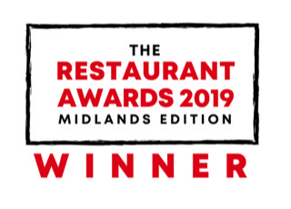 Restaurant awards in the midlands award