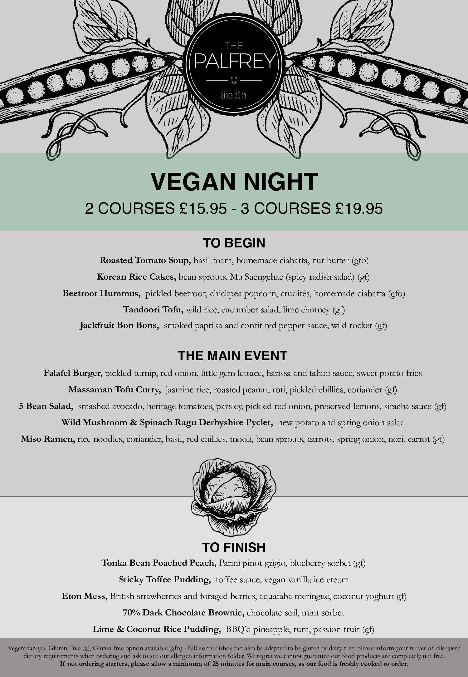 Vegan Night - august _1-1