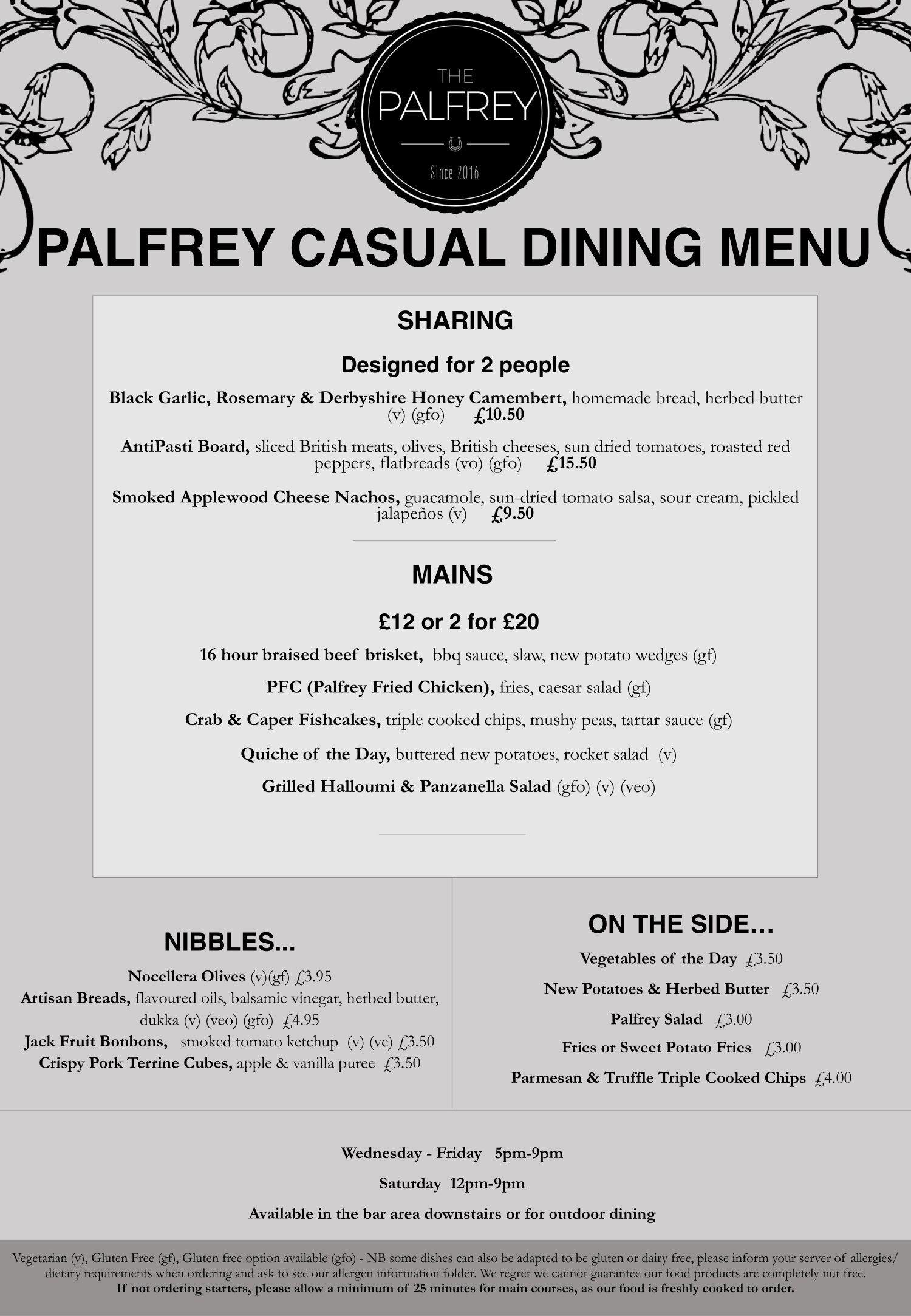 Palfrey Casual Dining Menu - August 2020_1-1