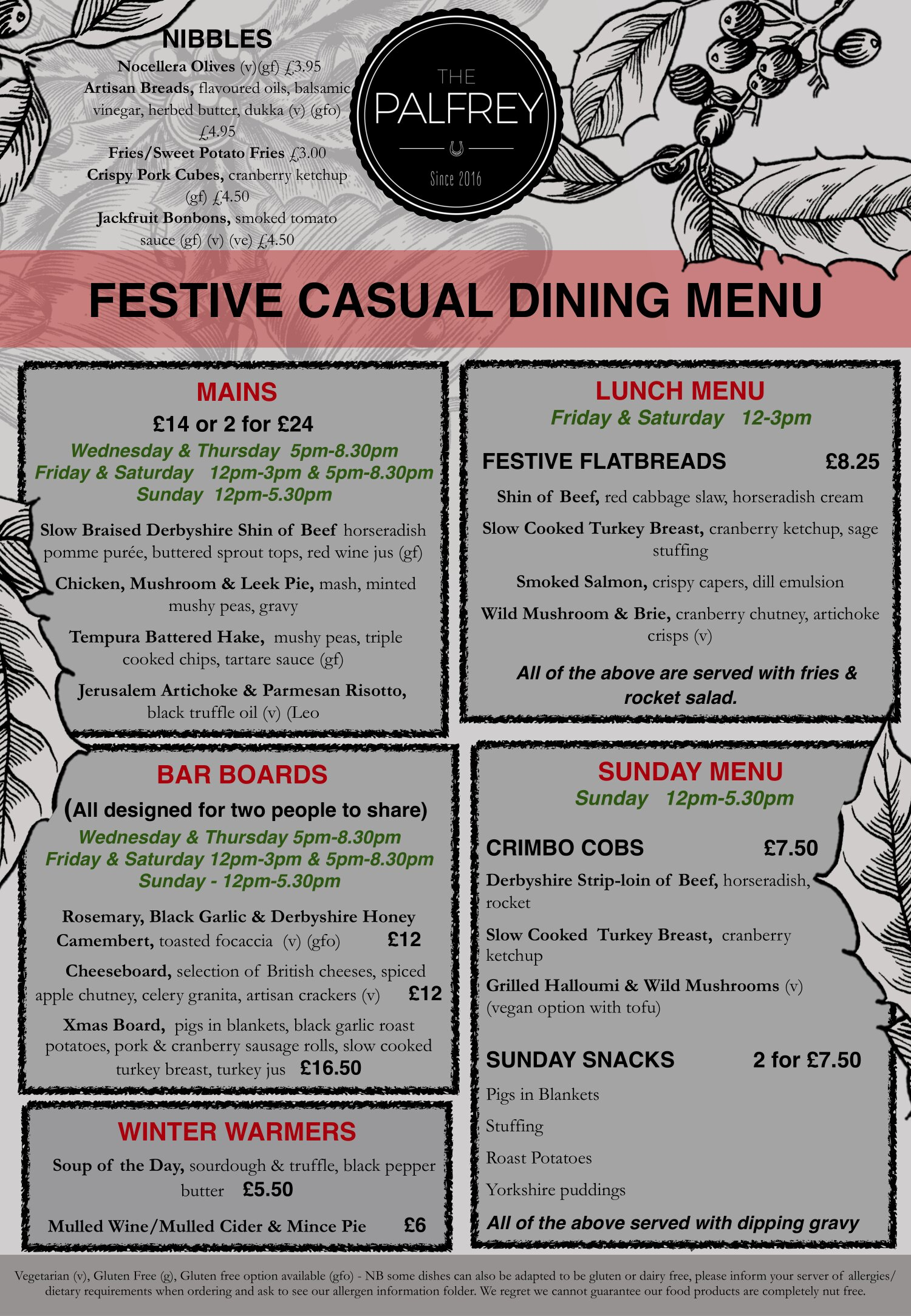Palfrey Christmas Casual Dining Menu_1-1